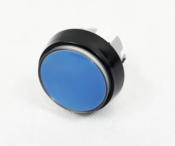 Button light blue, round HB9