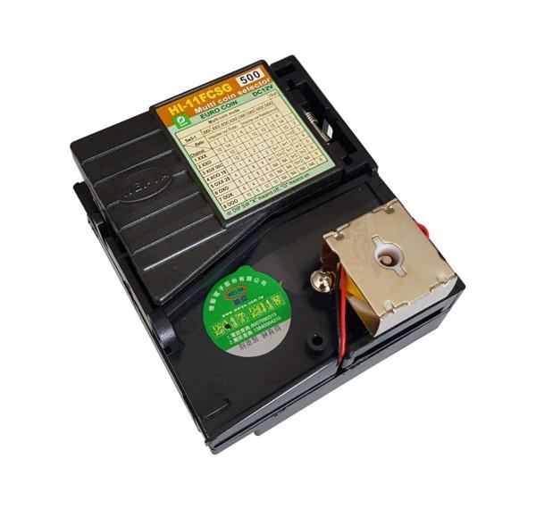 Coin Acceptor Multi-Coin