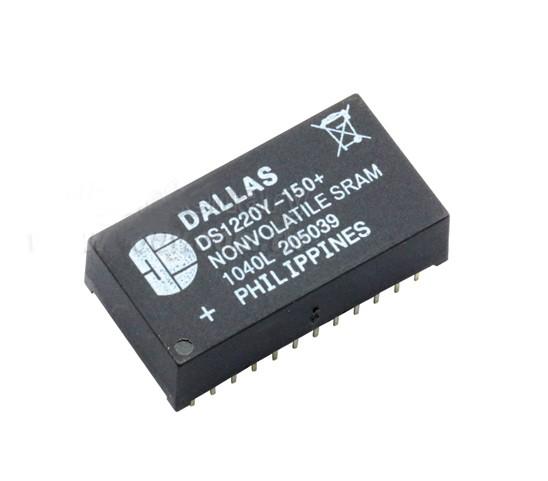 DS1220Y-200 NonVolatile RAM for Merkur Dart
