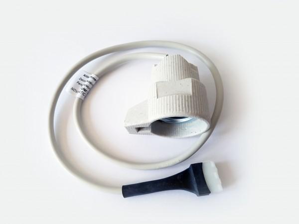Lamp holder target lighting