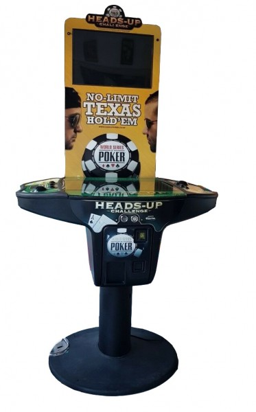 HeadsUp Electronic Pokertable