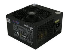 LC6450 V2.3 - Super Silent Series Power Supply