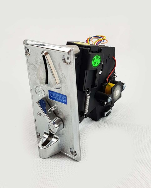 Coin Acceptor Electronic With Front Panel
