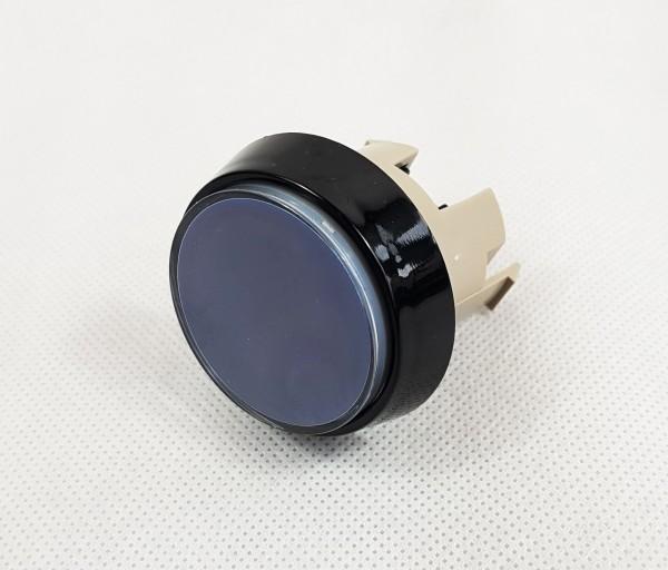 Button dark blue, round HB9