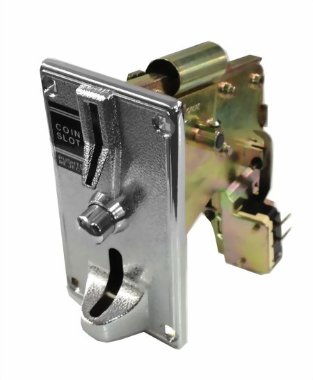 Coin Acceptor Mechanical With Front Panel